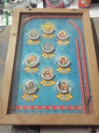 Lote de juegos antiguos años 30 y 40
