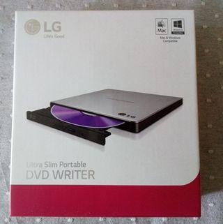 Disquetera Grabadora Externa LG