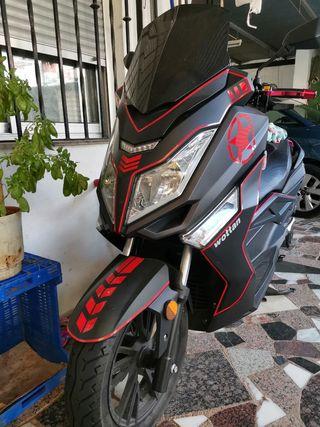 Vendo Wottan 125cc (PRECIO NO NEGOCIABLE )