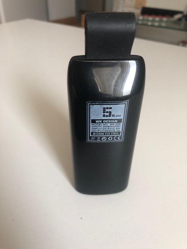 Bateria portátil diseño Colonia