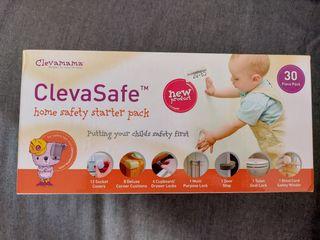 Artículos de seguridad para el bebé.