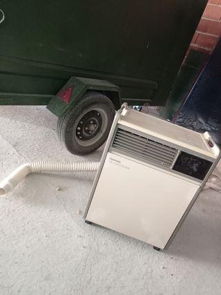 Toshiba aire acondicionado portátil
