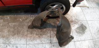 fiat uno turbo pase rueda izquierdo