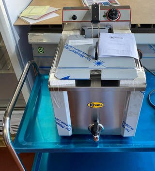 Freidora industrial monofasica 9L