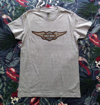 Camiseta Hombre Harley Davidson