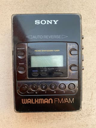 SONY WALKMAN FM/AM