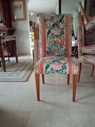 fantásticas sillas de comedor