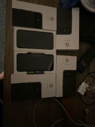 Nuevo Google Pixel 3a