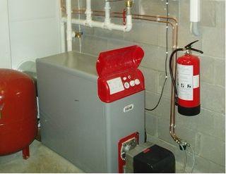 Reparacion y mantenimiento de calderas