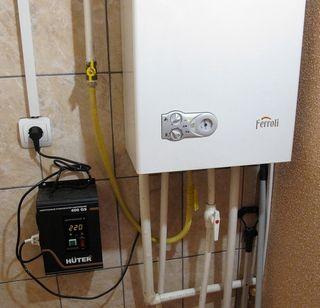 Mantenimiento y reparacion calderas, calentadores
