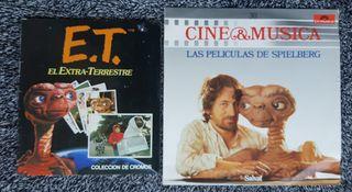 ALBUM DE CROMOS + LP