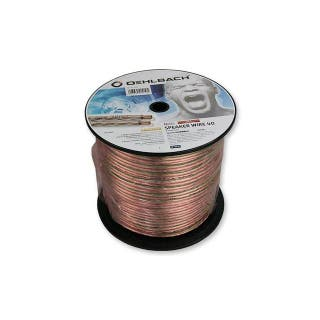 Cable 2x4.0 mm2 Altavoces Oehlbach (€/m)