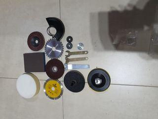 platos y discos de corte para hierro para debastar