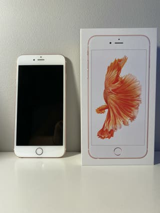 iPhone 6s PLUS - 32gb - ROSA (libre)