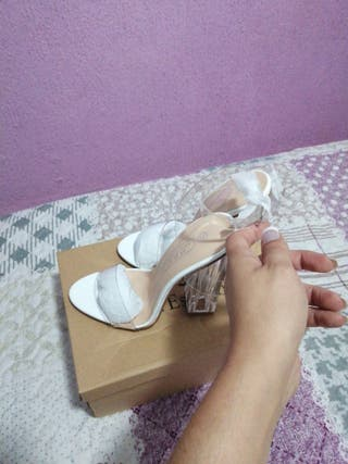 zapato tacon talla 35
