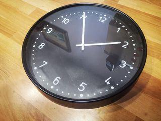reloj pared ikea