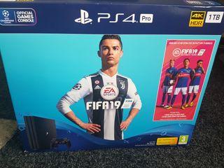 PS4 Pro 1TB boxed