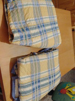 2 Colchas de cama