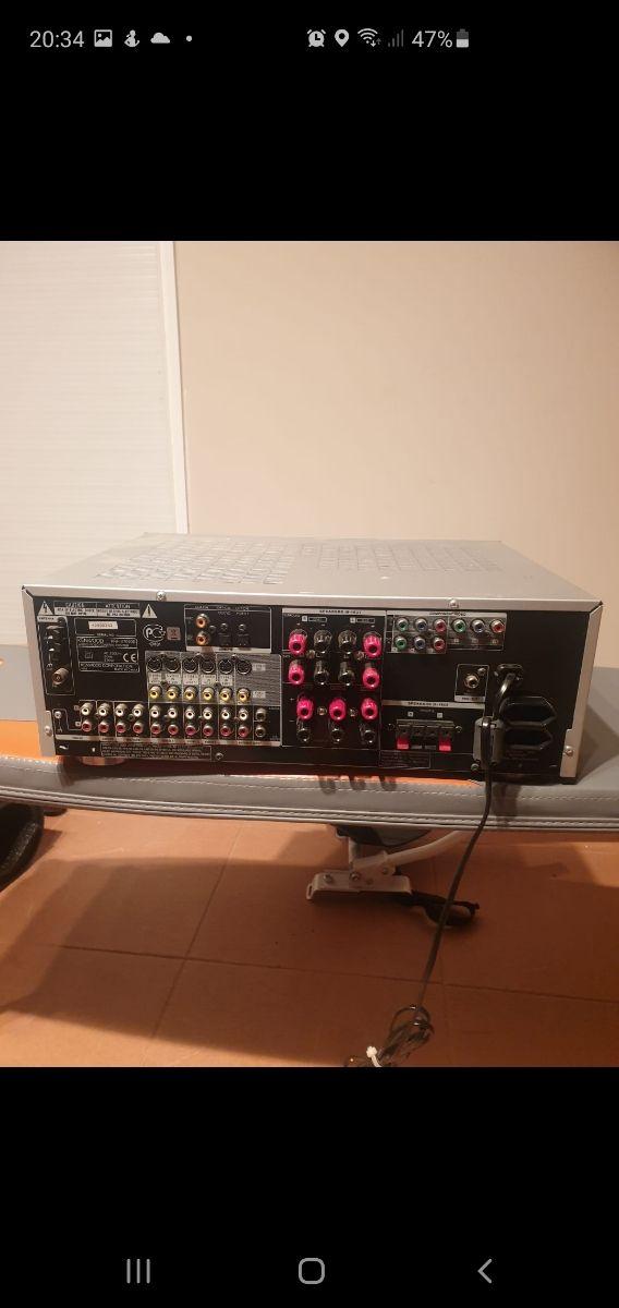 amplificador Kenwood más 4 altavoces Avanti