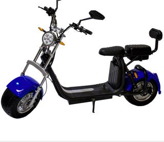 moto de bateria citycoco plus 2000w