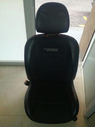 asientos de piel clio sport 2 172/182