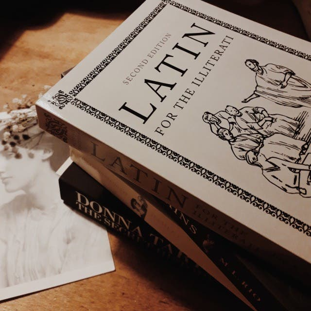 Clases particulares de Latín o inglés