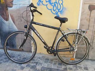 Bicicleta de paseo / híbrida