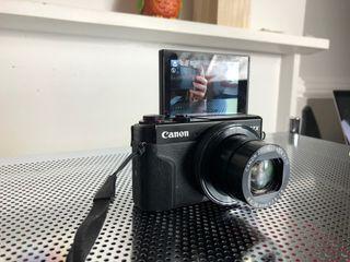 Canon G7x Powershot Mark II