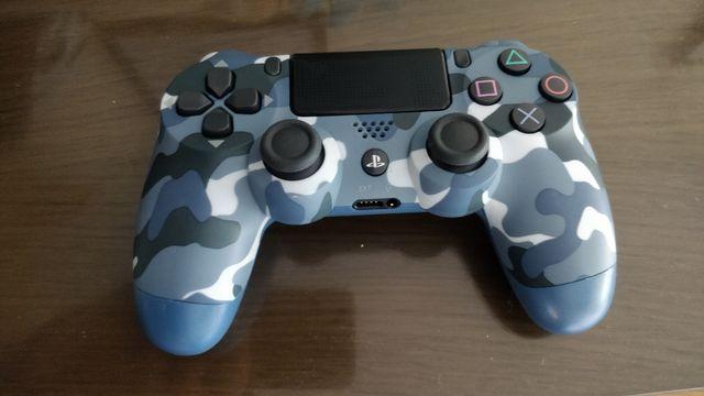 Sony PS4 Dualshock Wireless Controller - Blue Camo