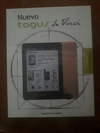 E-reader/Ebook/Libro Electrónico Tagus Davincci