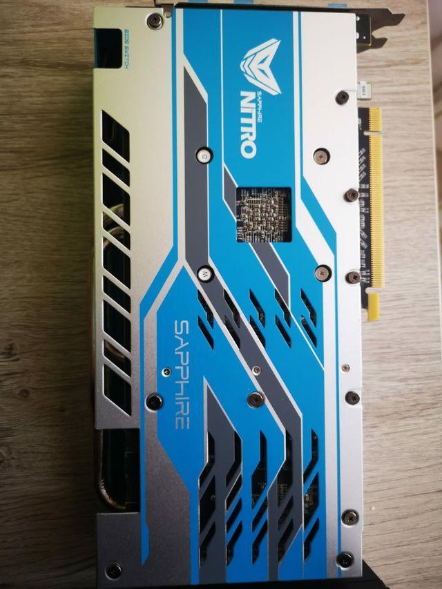 Sapphire Nitro+ RX 580 Special Edition 8GB