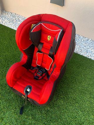 Ganga!! Silla de coche Ferrari 0 a 18 kgs