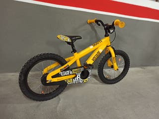 Bicicleta de niño Scott.