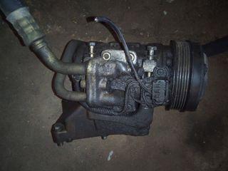 compresor aire acondicionado mercedes 190