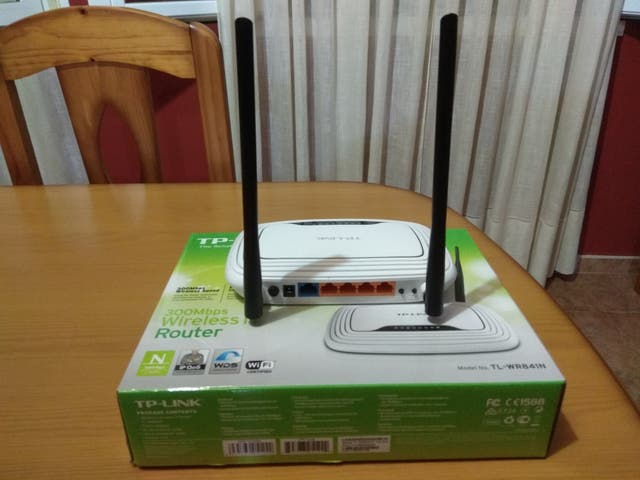 Router WIFI TP-LINK TL-WR841N
