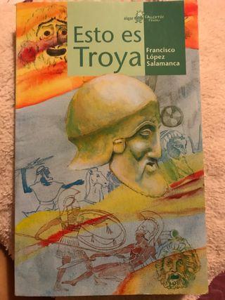 Esto es Troya/ Francisco López Salamanca