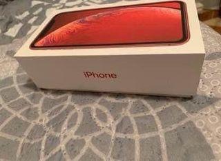 iPhone XR rojo 64GB