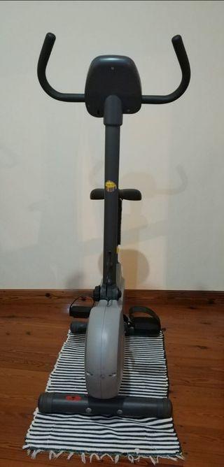 Bicicleta Estática BH Proaction Fitness