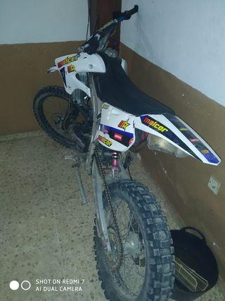 moto cross 250cc 4t