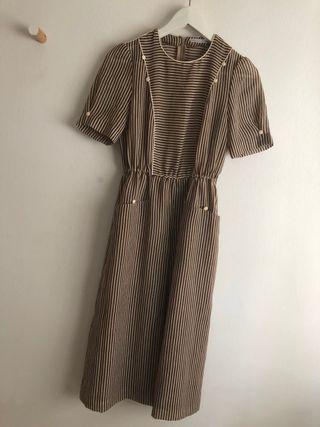 Vestido Vintage T:M