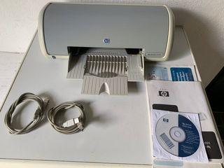 Impresora HP y Escáner Epson