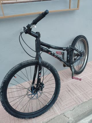 bicicleta de trial