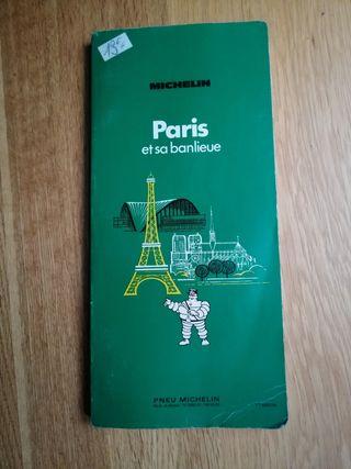 Guía de viajes París en francés