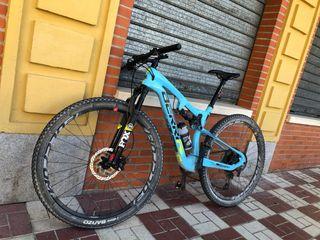 Bicicleta Berria Mako XT