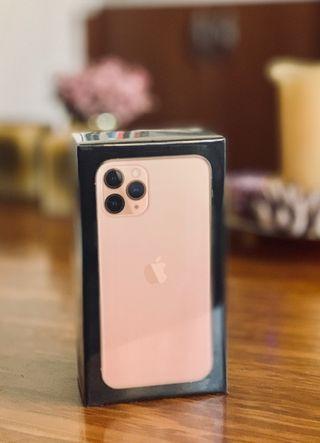 iPhone 11 Pro 64GB Oro PRECINTADO!!!