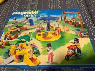Parque de atracciones Playmobil! Ref: 5024