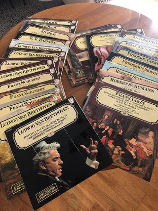 Música clásica LP VINILO