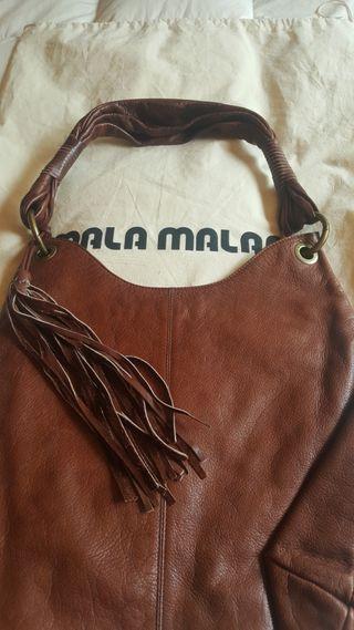 Bolso de piel Mala Malachi (nuevo)
