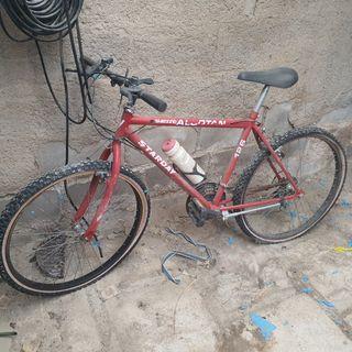 Urge vender Bicicleta de carretera