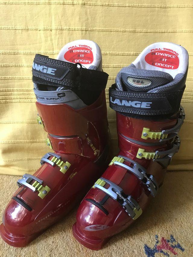 Botas ski Lange para Hombre